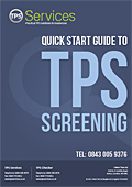 Quick start guide to TPS Screening