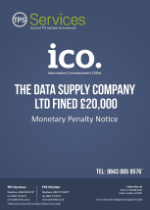 The Data Supply Company Ltd Monetary Penalty Notice