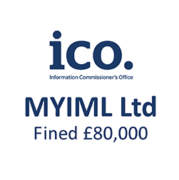 MYIML Ltd fined £80,000 for calling TPS-registered subscribers