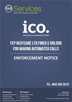 FEP Heatcare Ltd Enforcement Notice