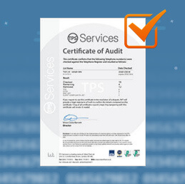 Download more audit certificates