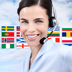 Working with Foreign Call Centres and the TPS