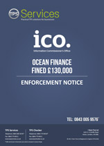 Ocean Finance Enforcement Notice