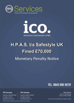 Safestyle UK Monetary Penalty Notice as issued by the ICO