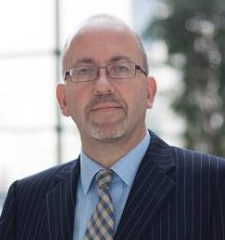 Kevin Rousell - Head of Claims Management Regulation at the MOJ